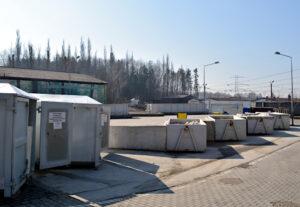 Punkt Selektywnego Zbierania Odpadów Komunalnych